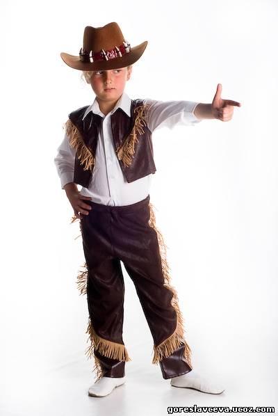 Ковбойские костюмы своими руками