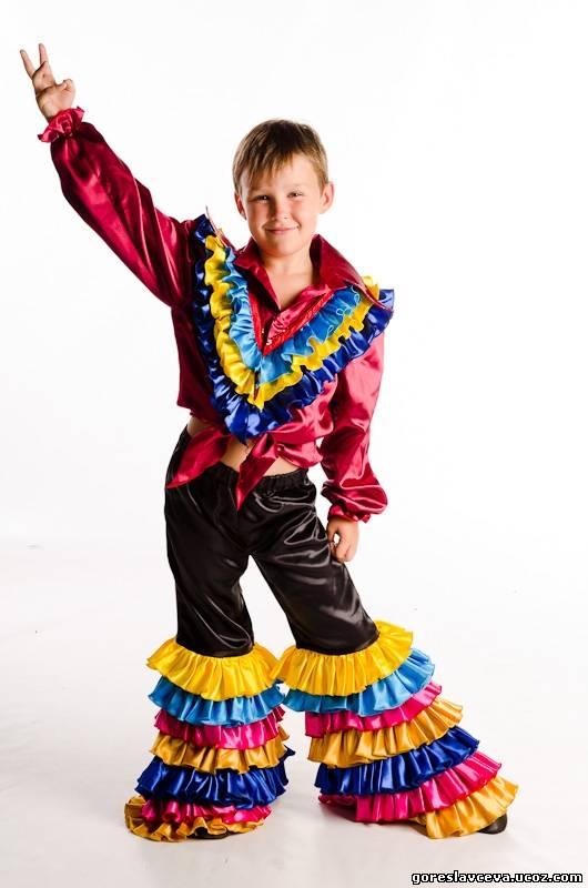 Бразильский костюм для мальчика своими руками