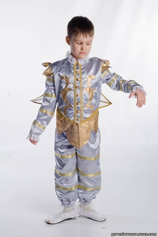 Костюм эльфа для мальчика своими руками фото